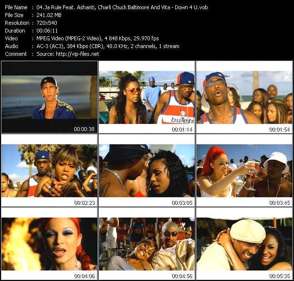 Ja rule down 4 u download.