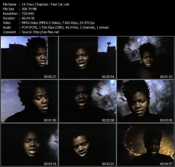 tracy chapman fast car album download