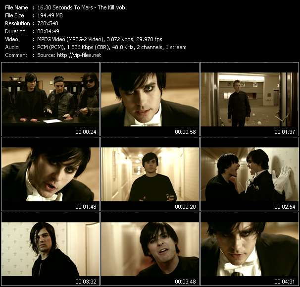 30 seconds to mars-the kill acoustic version download.